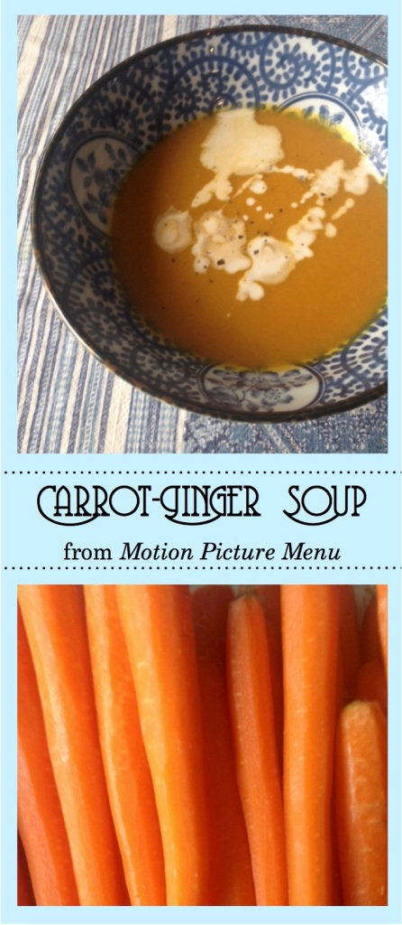 Carrot-GingerSoup